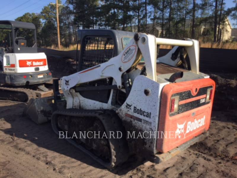 BOBCAT DELTALADER T590 equipment  photo 4
