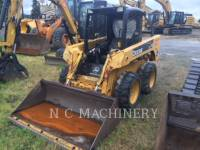 JOHN DEERE TRATTORI CINGOLATI 317 equipment  photo 4