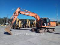 Equipment photo DOOSAN INFRACORE AMERICA CORP. DX225LCA TRACK EXCAVATORS 1