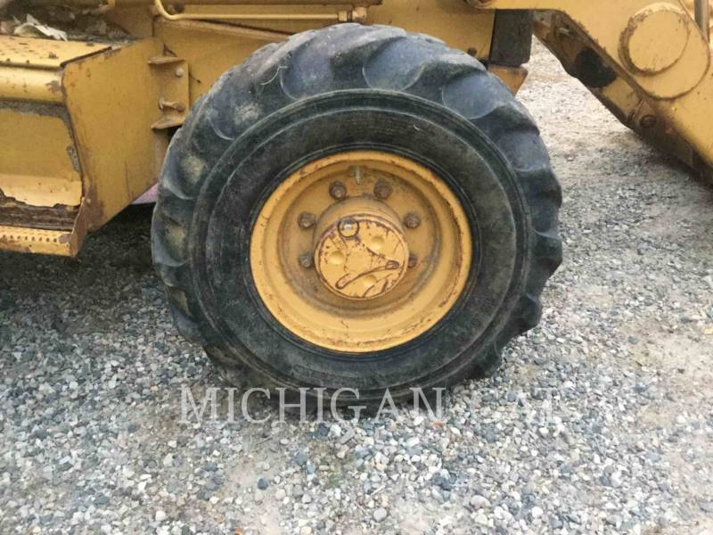 CATERPILLAR RETROEXCAVADORAS CARGADORAS 416C C equipment  photo 18