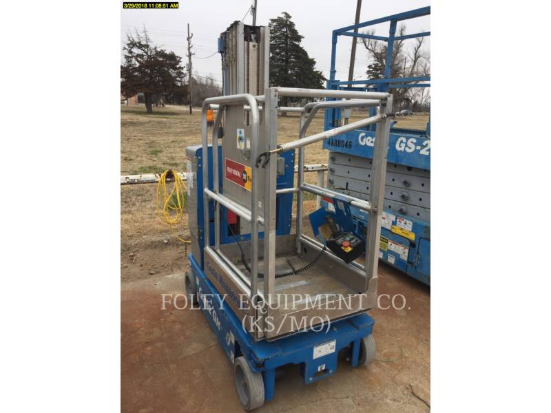 GENIE INDUSTRIES SOLLEVATORI A PANTOGRAFO GR20 equipment  photo 1