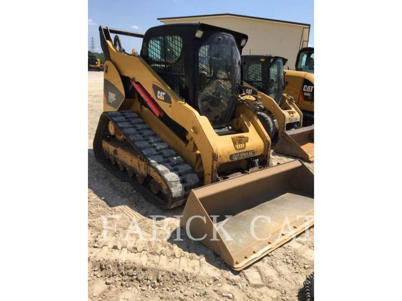 CATERPILLAR MULTI TERRAIN LOADERS 289C equipment  photo 1