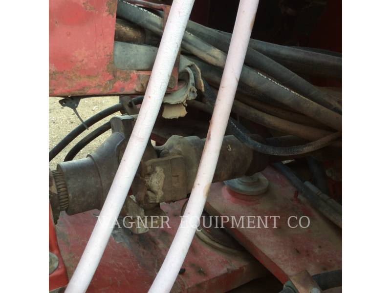 CASE TRACTEURS AGRICOLES 9280 equipment  photo 22