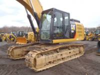 CATERPILLAR TRACK EXCAVATORS 329FL equipment  photo 6