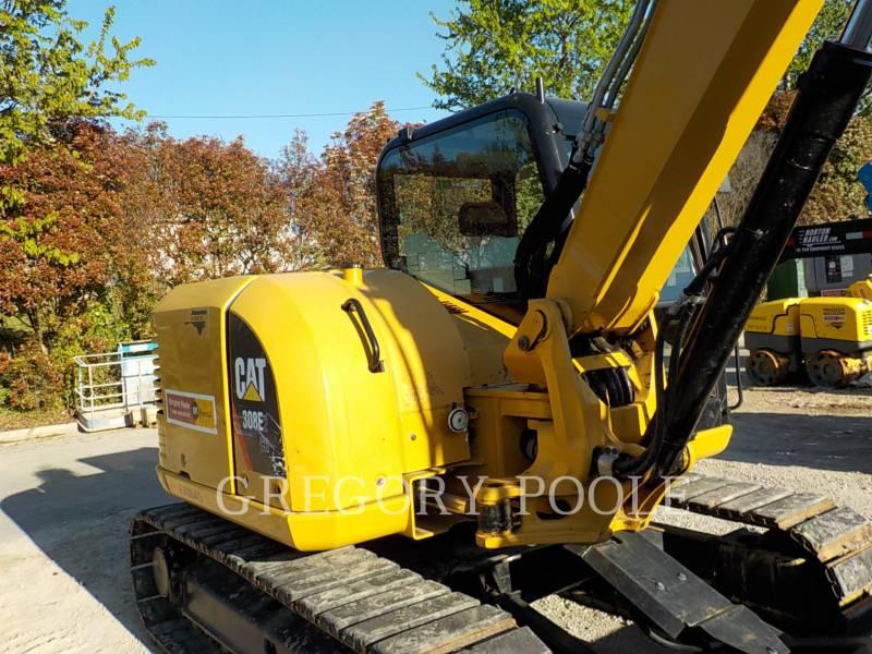 CATERPILLAR EXCAVADORAS DE CADENAS 308E2CRSB equipment  photo 5