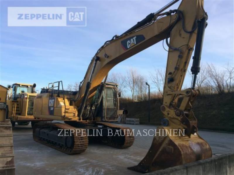 CATERPILLAR KETTEN-HYDRAULIKBAGGER 336FLN equipment  photo 4