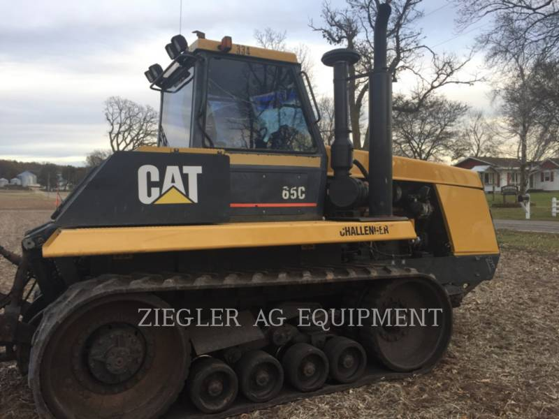 CATERPILLAR TRACTEURS AGRICOLES 65C equipment  photo 1