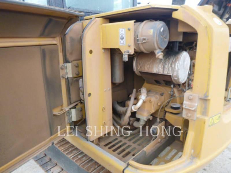 CATERPILLAR TRACK EXCAVATORS 305.5E2 equipment  photo 10