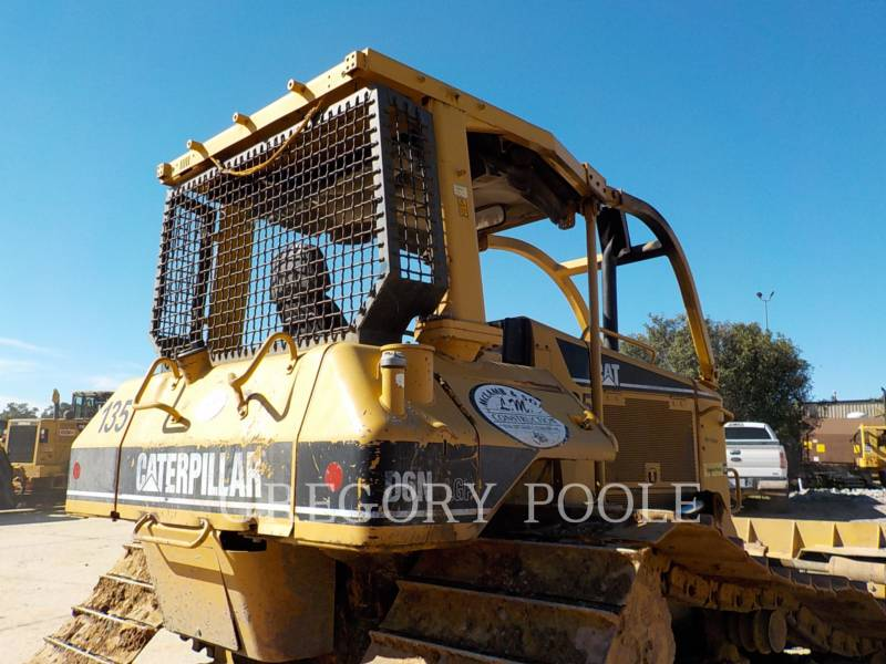 CATERPILLAR TRACTORES DE CADENAS D6N LGP equipment  photo 12