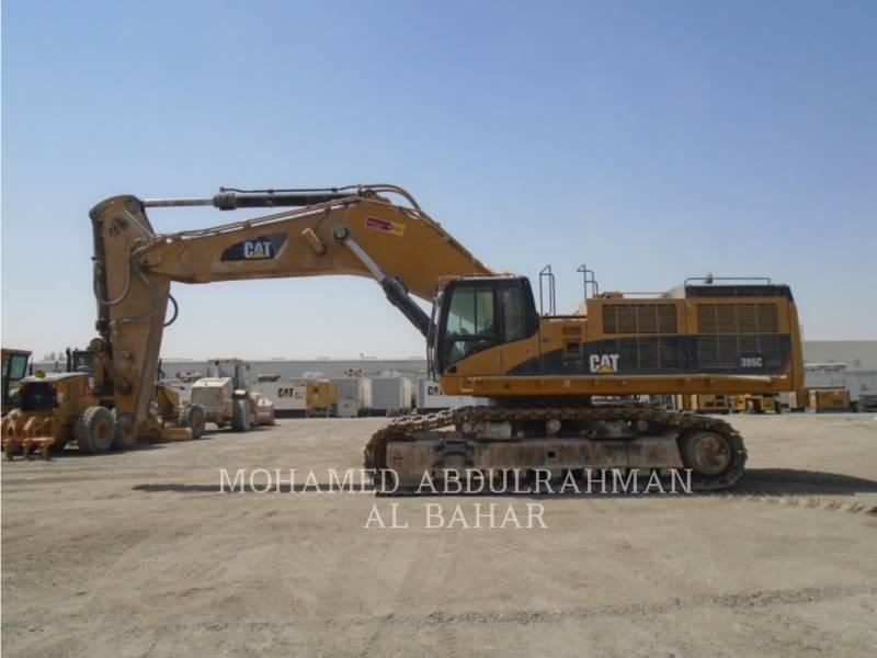 CATERPILLAR TRACK EXCAVATORS 385 C L (ME) equipment  photo 2