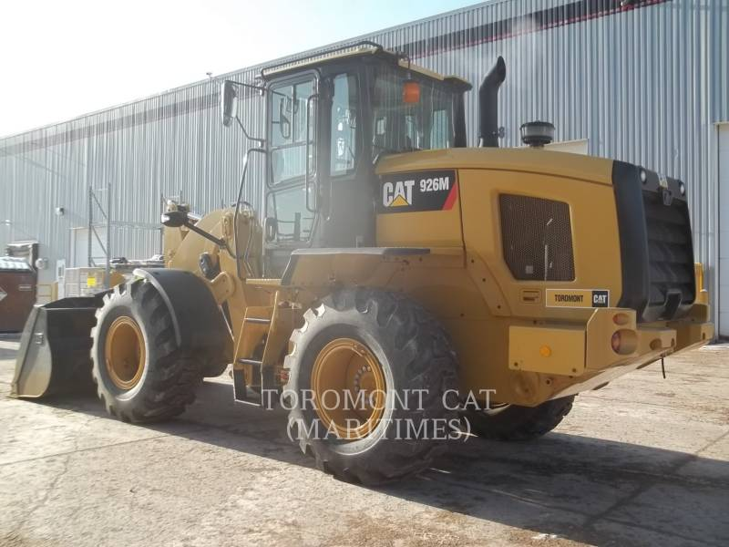 CATERPILLAR WHEEL LOADERS/INTEGRATED TOOLCARRIERS 926 M equipment  photo 6