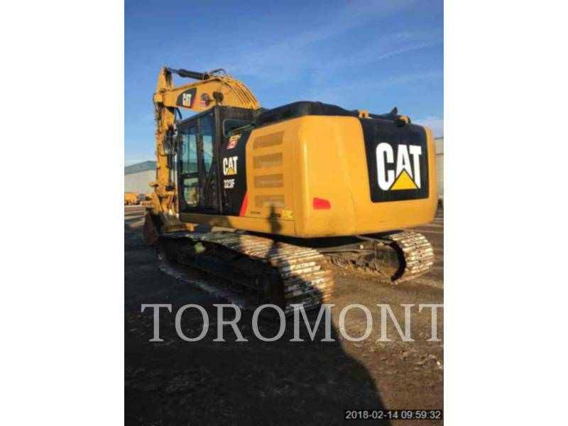 CATERPILLAR KOPARKI GĄSIENICOWE 323FL equipment  photo 4