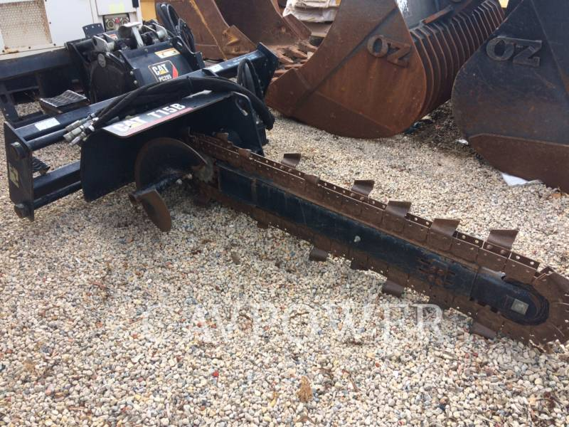 CATERPILLAR  TRENCHER T15B equipment  photo 3