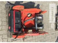 Equipment photo CATERPILLAR OILMAX CW45S  BACKHOE WORK TOOL 1