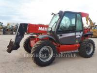 Equipment photo MANITOU BF S.A. MLT845-120 TELEHANDLER 1