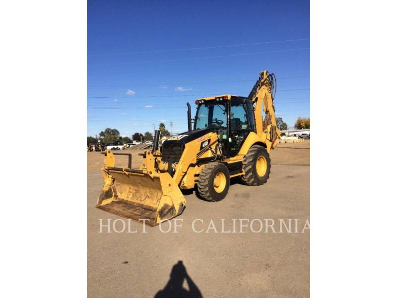 CATERPILLAR BACKHOE LOADERS 450F equipment  photo 1