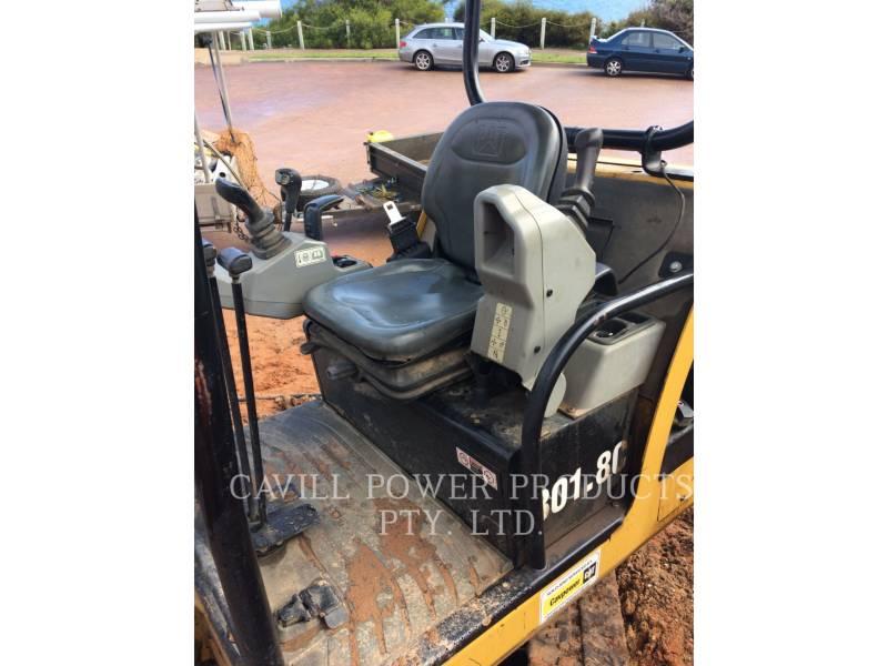 CATERPILLAR ESCAVADEIRAS 301.8C equipment  photo 4