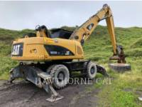 Equipment photo CATERPILLAR M322DMH ESCAVATORI GOMMATI 1