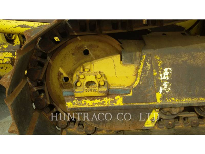 KOMATSU LTD. KETTENDOZER D61PX-15 equipment  photo 10