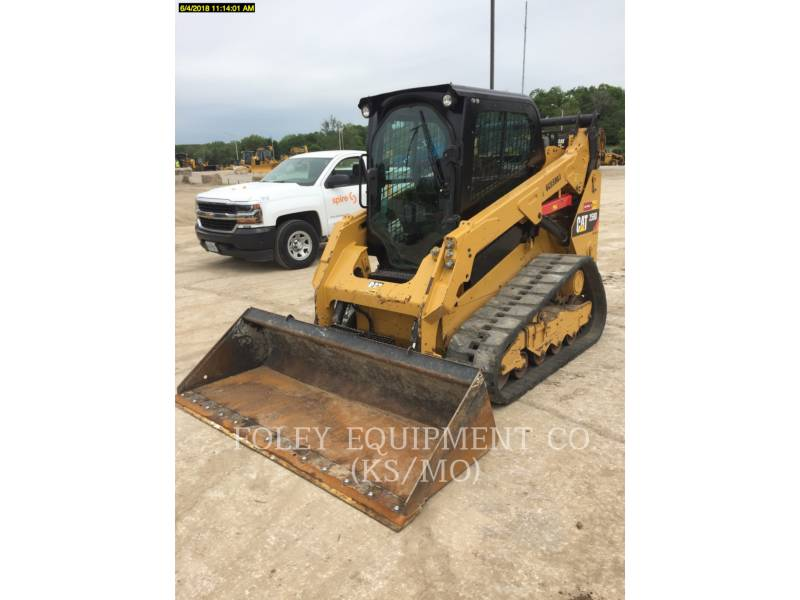 CATERPILLAR CHARGEURS TOUT TERRAIN 259DSTD2CA equipment  photo 1