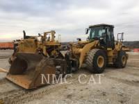 Equipment photo CATERPILLAR 950H CHARGEURS SUR PNEUS/CHARGEURS INDUSTRIELS 1