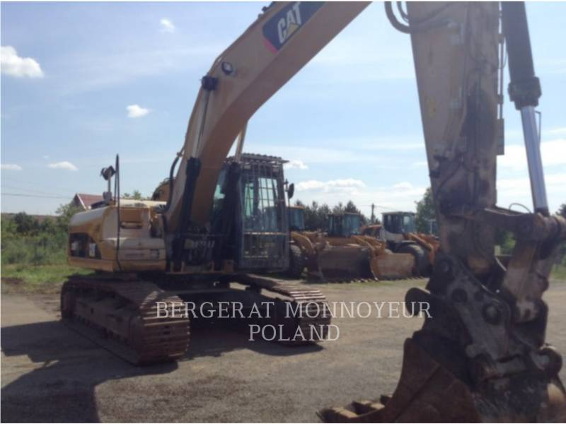 CATERPILLAR KOPARKI GĄSIENICOWE 329DLN equipment  photo 2