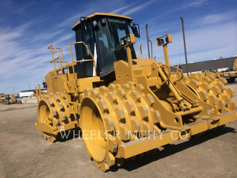 CATERPILLAR RODILLOS COMBINADOS 825H equipment  photo 1