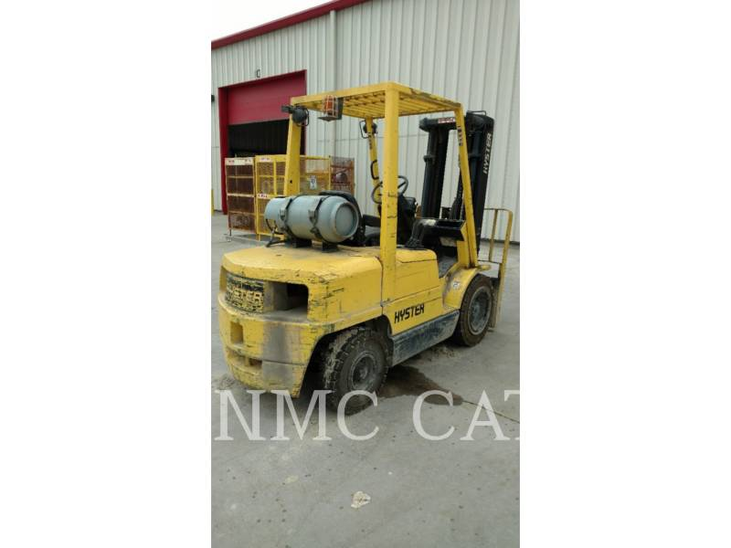 HYSTER FORKLIFTS H60XM_HY equipment  photo 4