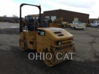 Equipment photo CATERPILLAR CB34 COMBINATION ROLLERS 1
