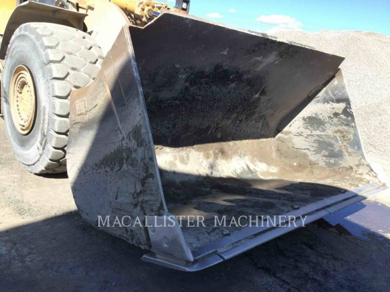 CATERPILLAR CARGADORES DE RUEDAS 980H equipment  photo 10