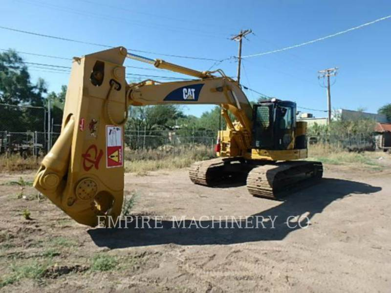 CATERPILLAR KETTEN-HYDRAULIKBAGGER 321C equipment  photo 1