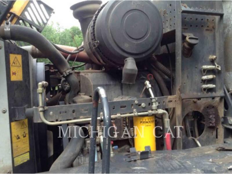 PONSSE MÁQUINA FLORESTAL ERGO equipment  photo 8