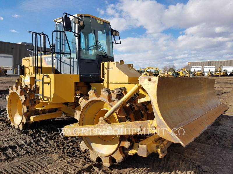 Caterpillar COMPACTOARE 815FII equipment  photo 4