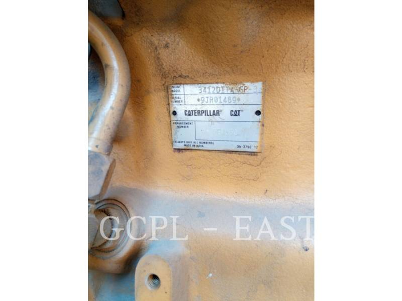 CATERPILLAR STATIONARY - DIESEL (OBS) 725 KVA equipment  photo 10