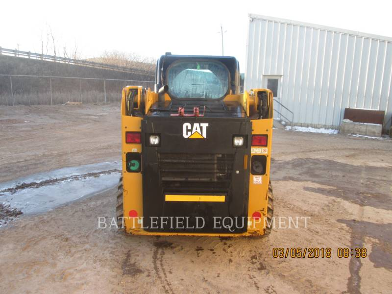 CATERPILLAR CHARGEURS COMPACTS RIGIDES 226D equipment  photo 9