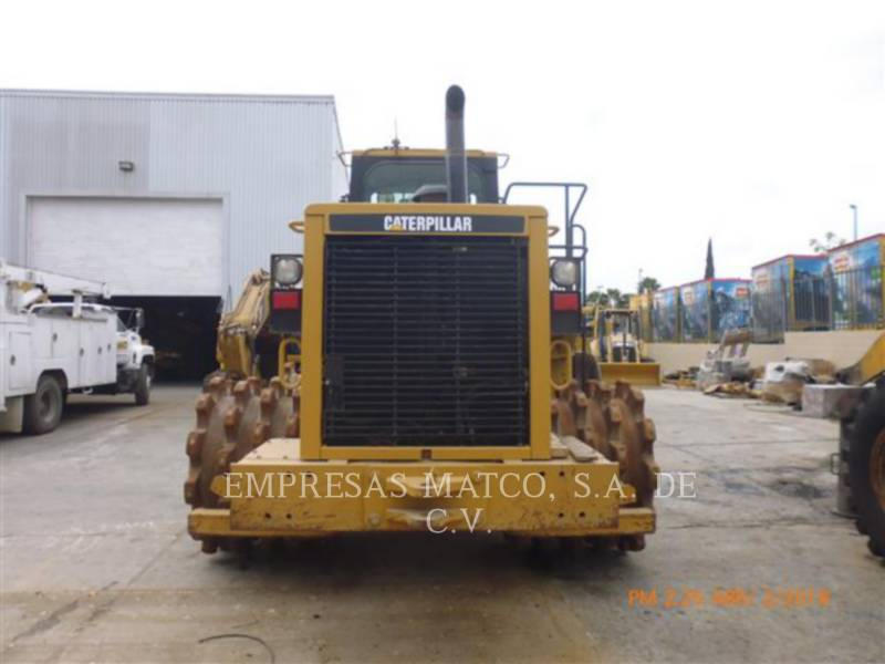 CATERPILLAR COMPACTORS 815FII equipment  photo 4