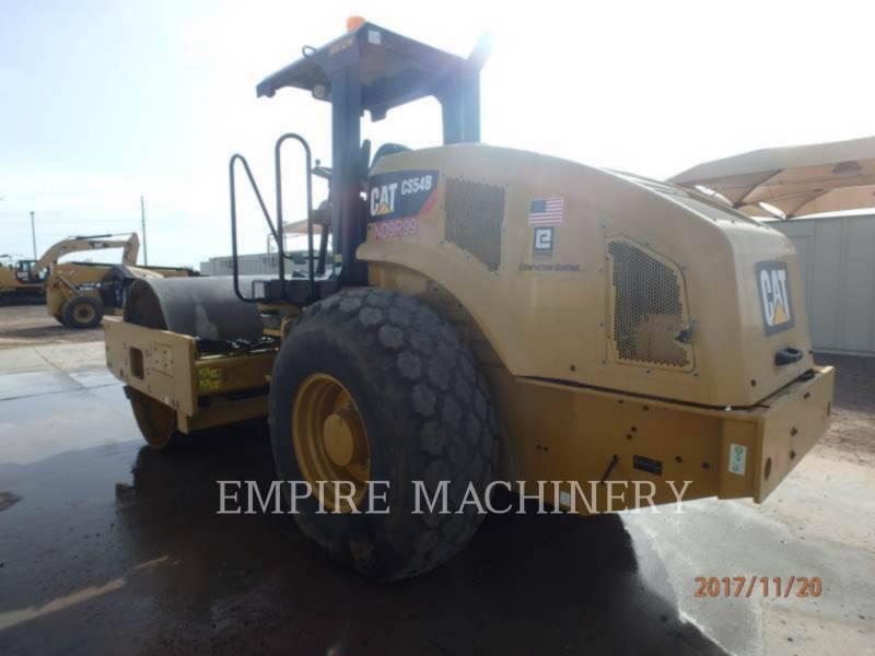 CATERPILLAR WALEC DO GRUNTU, GŁADKI CS54B equipment  photo 3
