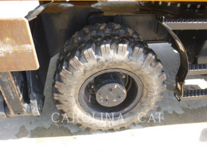 CATERPILLAR WHEEL EXCAVATORS M320F equipment  photo 11
