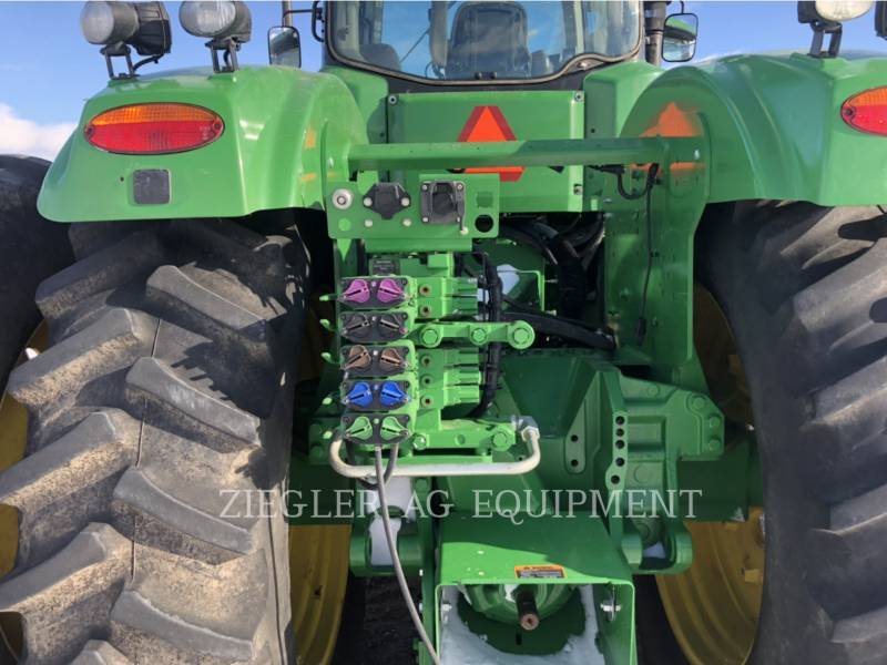 DEERE & CO. TRACTEURS AGRICOLES 9410R equipment  photo 10