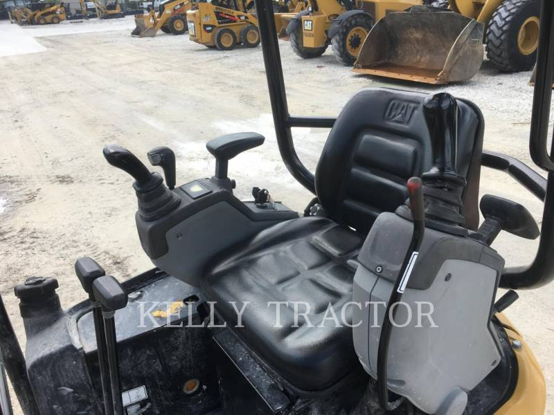 CATERPILLAR TRACK EXCAVATORS 301.7DCR equipment  photo 12