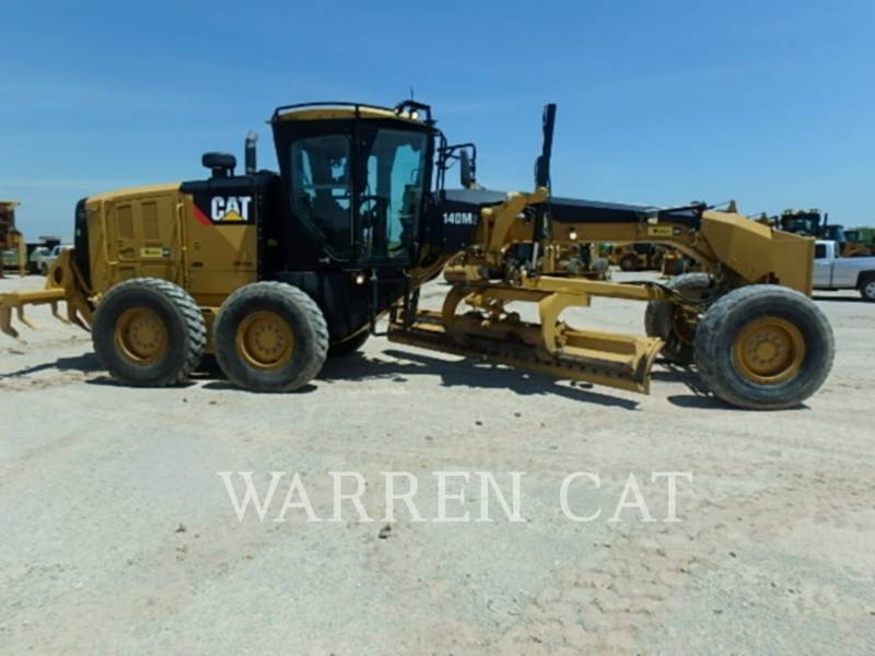 CATERPILLAR MOTORGRADER 140M2 equipment  photo 6
