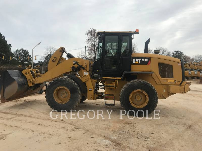CATERPILLAR PALE GOMMATE/PALE GOMMATE MULTIUSO 930K equipment  photo 6
