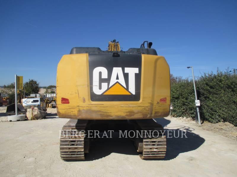 CATERPILLAR TRACK EXCAVATORS 323E equipment  photo 5
