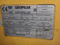 MITSUBISHI CATERPILLAR FORKLIFT MONTACARGAS EP25KPAC equipment  photo 5