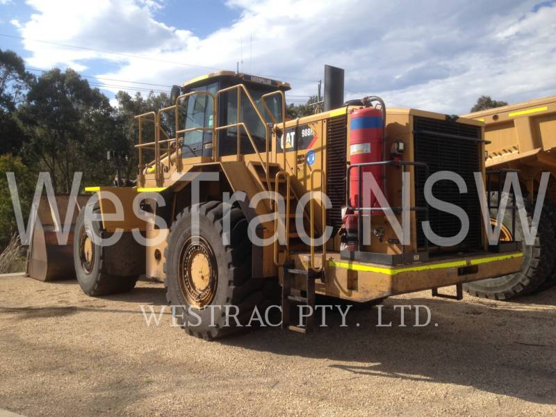 CATERPILLAR WHEEL LOADERS/INTEGRATED TOOLCARRIERS 988H equipment  photo 4