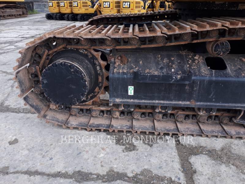 CATERPILLAR PELLES SUR CHAINES 316F equipment  photo 8