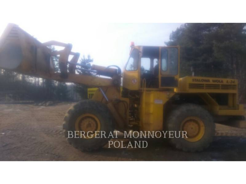 HSW (HUTA STALOWA WOLA) AG TRACTORS Ł34 equipment  photo 6