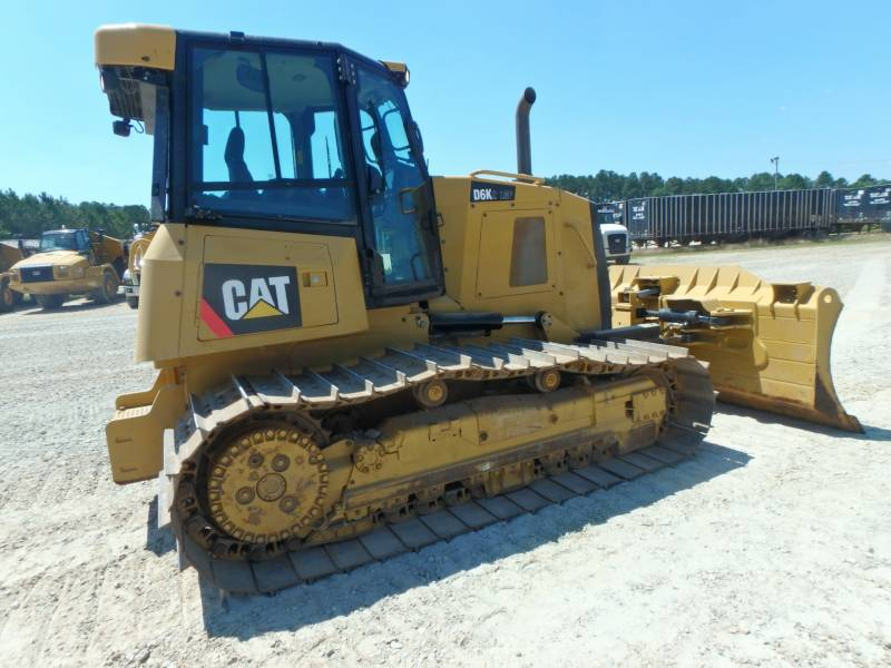 CATERPILLAR TRACTOREN OP RUPSBANDEN D6K2LGP equipment  photo 4
