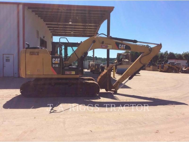 CATERPILLAR TRACK EXCAVATORS 312E 9 equipment  photo 12