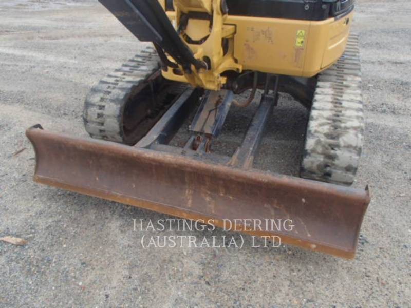 CATERPILLAR PELLES SUR CHAINES 303.5DCR equipment  photo 8